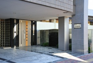 エクレシア法律事務所玄関