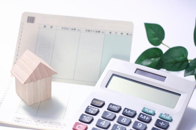債務整理と住宅ローンのイメージ