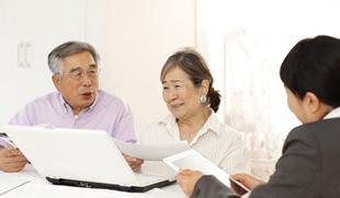 高齢者財産管理・成年後見のイメージ